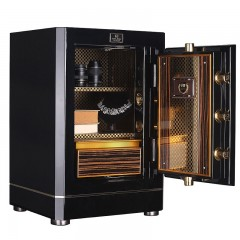 AIPU艾谱豪雅高端电子指纹家用办公奢侈品保险箱保险柜88cm